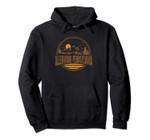Vintage Allenwood Pennsylvania Mountain Hiking Print Pullover Hoodie, T Shirt, Sweatshirt