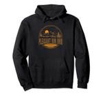Vintage Pleasant Run, Ohio Mountain Hiking Souvenir Print Pullover Hoodie, T Shirt, Sweatshirt