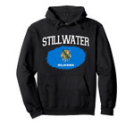 STILLWATER OK OKLAHOMA Flag Vintage USA Sports Men Women Pullover Hoodie, T Shirt, Sweatshirt