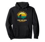 Retro Henryetta, Oklahoma Big foot Souvenir Pullover Hoodie, T Shirt, Sweatshirt