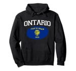 ONTARIO OR OREGON Flag Vintage USA Sports Men Women Pullover Hoodie, T Shirt, Sweatshirt