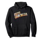 South Carolina SC Retro Vintage Pullover Hoodie, T Shirt, Sweatshirt
