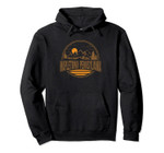Vintage Mapletown Pennsylvania Mountain Hiking Print Pullover Hoodie, T Shirt, Sweatshirt