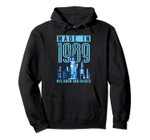 Made in 1989 New York City Born and Raised 30 Birthday Pullover Hoodie, T Shirt, Sweatshirt