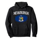 NEWBURGH NY NEW YORK Flag Vintage USA Sports Men Women Pullover Hoodie, T Shirt, Sweatshirt