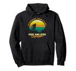 Retro Bloomsburg, Pennsylvania Big foot Souvenir Pullover Hoodie, T Shirt, Sweatshirt