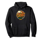 Vintage Arlington Heights, Ohio Mountain Souvenir Print Pullover Hoodie, T Shirt, Sweatshirt