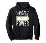 Rhode Island Flag   Swamp Power Battery Proud Tee Pullover Hoodie, T Shirt, Sweatshirt