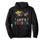 Raccoons Animal Lover Lets Fiesta Cinco De Mayo Raccoon Pullover Hoodie, T Shirt, Sweatshirt