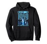 Made in 1969 New York City Born and Raised 50 Birthday Pullover Hoodie, T Shirt, Sweatshirt