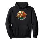 Vintage Clatskanie, Oregon Mountain Hiking Souvenir Print Pullover Hoodie, T Shirt, Sweatshirt