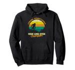 Retro Lorane, Pennsylvania Big foot Souvenir Pullover Hoodie, T Shirt, Sweatshirt