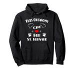 This Oklahoma Girl Loves Her St Bernard Pullover Hoodie, T Shirt, Sweatshirt