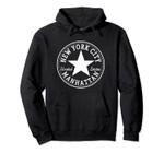 MANHATTAN New York City USA United States Streetwear Pullover Hoodie, T Shirt, Sweatshirt