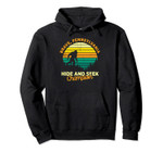 Retro Brave, Pennsylvania Big foot Souvenir Pullover Hoodie, T Shirt, Sweatshirt