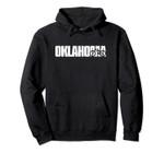 Mountain Bike Oklahoma - OK MTB Pullover Hoodie, T Shirt, Sweatshirt