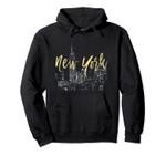 New York City Pullover Hoodie, T Shirt, Sweatshirt