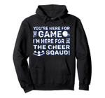 Funny Cheerleading Mom Hoodies For Cheer Moms Sweaters, T Shirt, Sweatshirt
