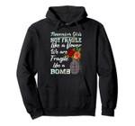 November Girls Not Fragile Like a Flower Fragile Like a Bomb, T Shirt, Sweatshirt
