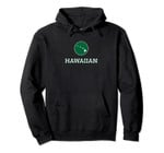 Hawaiian Modern Design Pullover Hoodie, T Shirt, Sweatshirt