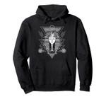 King Tut Egyptian Sacred Geometry Hoodie Pharaoh God Gifts, T Shirt, Sweatshirt