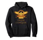 SPQR Roman Military Legionary Eagle Standard Hoodie, T Shirt, Sweatshirt