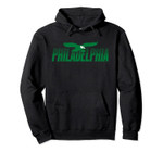 Philadelphia Football Vintage Philly Retro Eagle Gift Pullover Hoodie, T Shirt, Sweatshirt