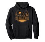 Vintage Fair Oaks, Georgia Mountain Hiking Souvenir Print Pullover Hoodie, T Shirt, Sweatshirt