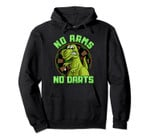 Dinosaur Games - Dinosaur Darts Pullover Hoodie, T Shirt, Sweatshirt