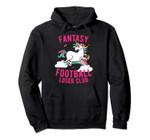 Unicorn Fantasy Football Loser Club Punishment Commish Pullover Hoodie, T Shirt, Sweatshirt