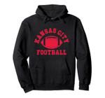 Kansas City Distressed Pro Football Team Men Women Sports Pullover Hoodie, T Shirt, Sweatshirt