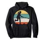 Field Hockey Player Retro Vintage Gift Pullover Hoodie, T Shirt, Sweatshirt