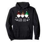 God Jul Swedish Merry Christmas Norwegian Cute Gnomes Gift Pullover Hoodie, T Shirt, Sweatshirt
