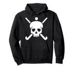 Field hockey skull Pullover Hoodie, T Shirt, Sweatshirt