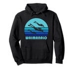 Waimanalo Diving Fun Hawaii Diver Pullover Hoodie, T Shirt, Sweatshirt