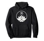 Lotus Flower Om Yoga Hoodie, T Shirt, Sweatshirt