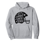 Cute Football Design Let's Cuddle Until Kickoff Pullover Hoodie, T Shirt, Sweatshirt