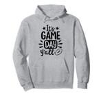 It's Gameday Y'all Football Fun Doodle Pullover Hoodie, T Shirt, Sweatshirt