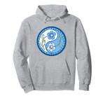 Flower Yin Yang Minimalist Hippie Sketch Graphic Pullover Hoodie, T Shirt, Sweatshirt