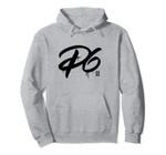 Pick Six Brushstroke inverse Pullover Hoodie, T Shirt, Sweatshirt