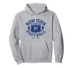 Vintage New York Football NYG Retro Giant Gift Pullover Hoodie, T Shirt, Sweatshirt