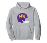 Retro Minnesota Football Helmet MN Pullover Hoodie, T Shirt, Sweatshirt