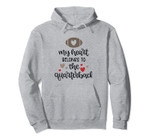 My Heart Belongs To The Quarterback Pullover Hoodie, T Shirt, Sweatshirt