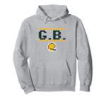 Green Bay Football 8-Bit Helmet Pullover Hoodie, T Shirt, Sweatshirt
