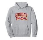 Vintage Sunday Funday Washington Football Retro Fun Day Pullover Hoodie, T Shirt, Sweatshirt