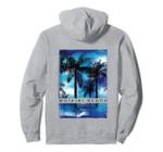 Stylish Waikiki Beach Oahu Hawaii Pullover Hoodie, T Shirt, Sweatshirt