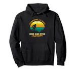 Retro Kilbourne, Illinois Big foot Souvenir Pullover Hoodie, T Shirt, Sweatshirt