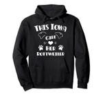 This Iowa Girl Loves Her Rottweiler Pullover Hoodie, T Shirt, Sweatshirt