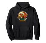 Vintage Union Bridge, Maryland Mountain Hiking Souvenir Pullover Hoodie, T Shirt, Sweatshirt