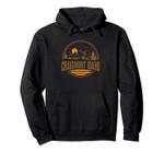 Vintage Craigmont, Idaho Mountain Hiking Souvenir Print Pullover Hoodie, T Shirt, Sweatshirt